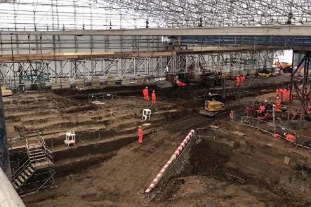 В Лондоне обнаружили могилу британского исследователя Австралии Флиндерса