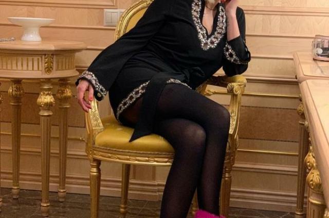 Лера Кудрявцева показала на видео танцы годовалой дочери
