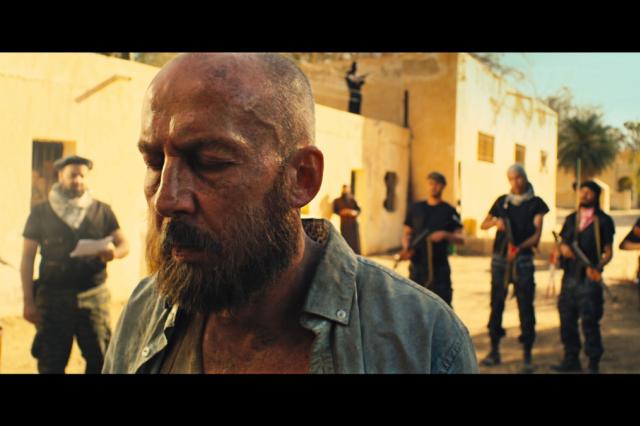 Большая кинопремьера на НТВ: основанный на реальных событиях остросюжетный боевик «Шугалей»