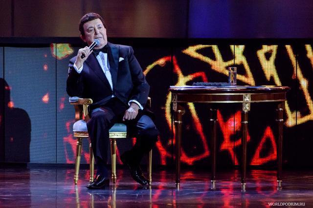 Гала-концерт в день рождения Иосифа Кобзона «Песня остается навсегда»