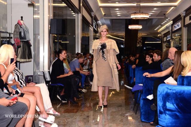 Показ IGOR GULYAEV на New Wave Fashion Week. Сочи Part I