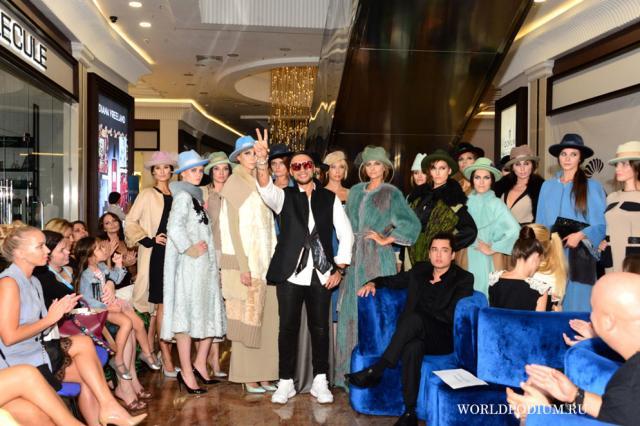 Показ IGOR GULYAEV на New Wave Fashion Week. Сочи Part II