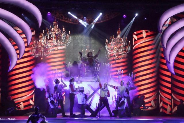 """Триумфальное шествие по Германии шоу """"Я"""": FRANKFURT AM MAIN (часть 2)"""