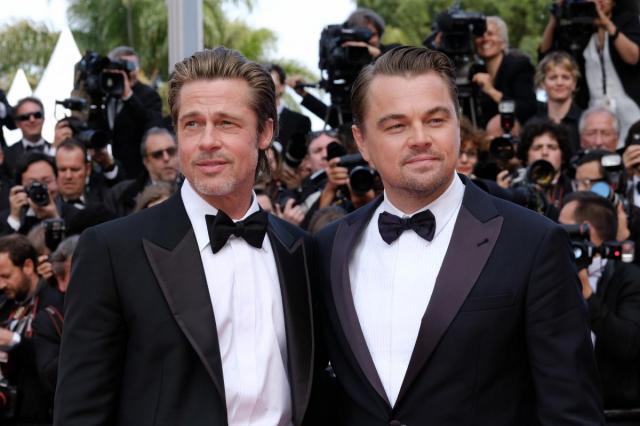 На Каннском  кинофестивале прошла премьера фильма  Квентина Тарантино «Однажды…в Голливуде»