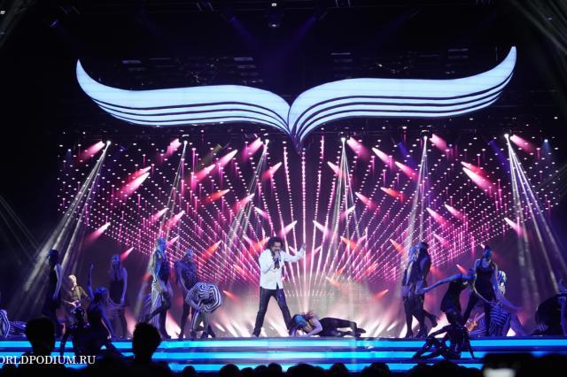 """Триумфальное шествие по Германии шоу """"Я"""": BERLIN. Такого темпа Tempodrom  давно не наблюдал!"""