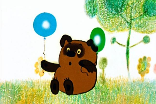 В США восхитились советским мультфильмом про Винни-Пуха