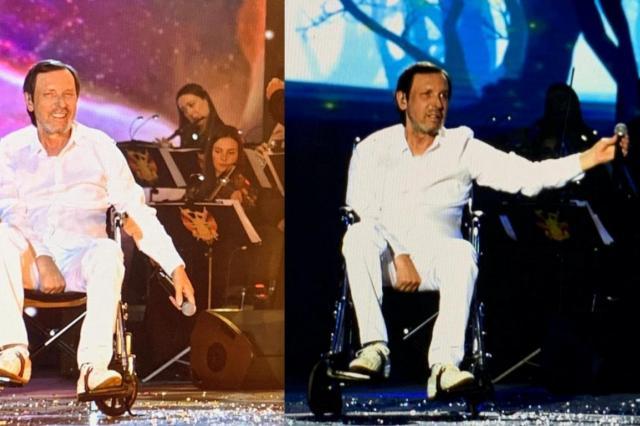 Николай Носков дал сольный концерт и выступил на Церемонии закрытия Фестиваля «Славянский базар»
