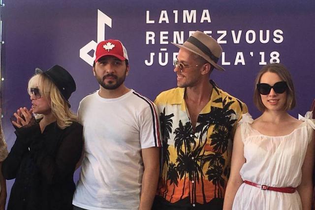 Пресс - конференция фестиваля «Laima Rendezvous Jūrmala – 2018»