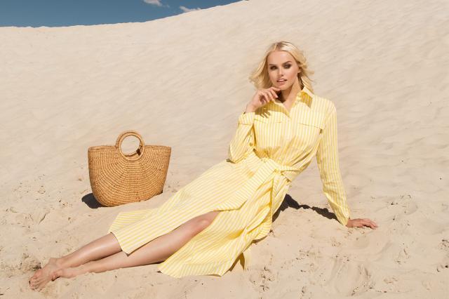 Новый lookbook от бренда Yulia Prokhorova Beloe Zoloto