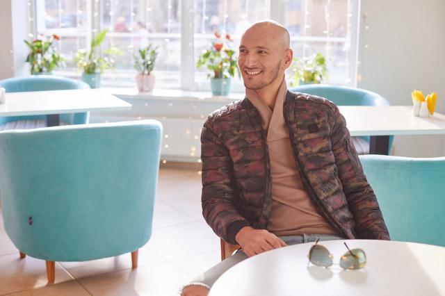 Ладислав Бубнар: «В шоу «Голос» было непросто сохранить спокойствие и выдержку»