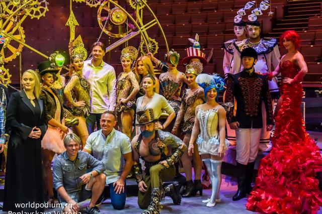 Грандиозный Всемирный фестиваль циркового искусства «Идол» в шестой раз пройдёт в Большом Московском цирке!