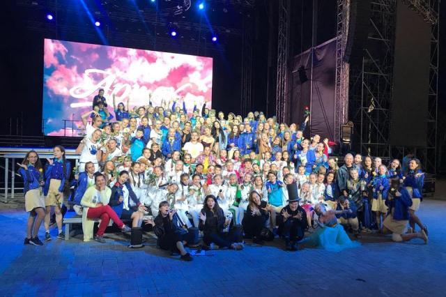 Финальный аккорд фестиваля «Цветик-Семицветик-2018»