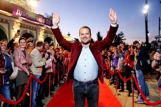 Стартовал VI Национальный кинофестиваль дебютов «Движение-2018»