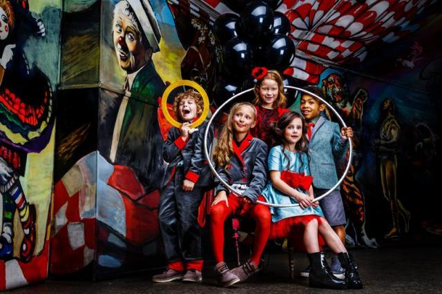 RIGA FASHION WEEK: детская мода от латвийских дизайнеров