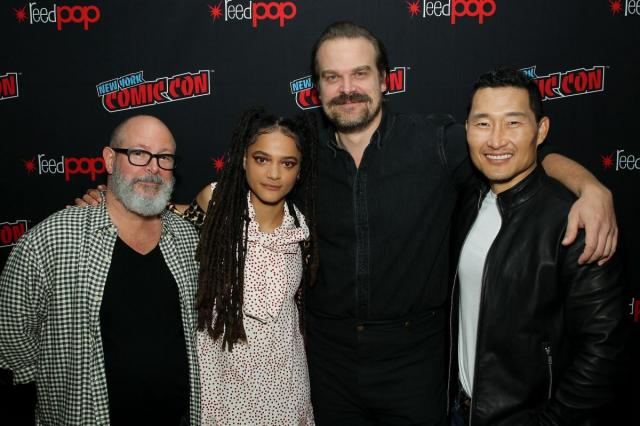 Премьера «Хеллбоя» на New York Comic Con