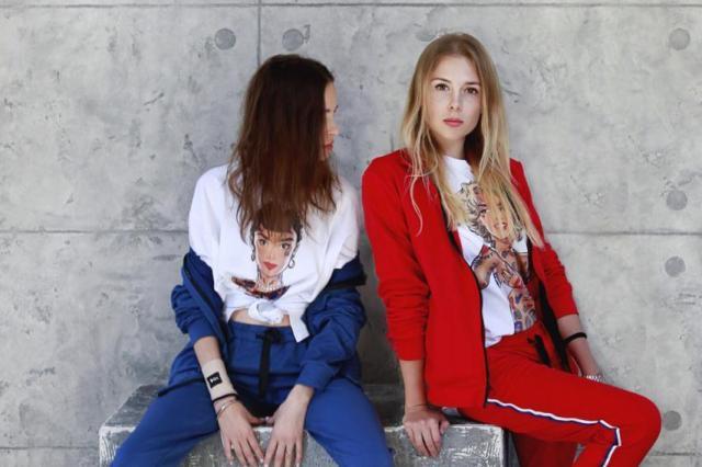 DNK - не по-детски мощный бренд, одежда для маленьких с хардкоринкой «DNK»