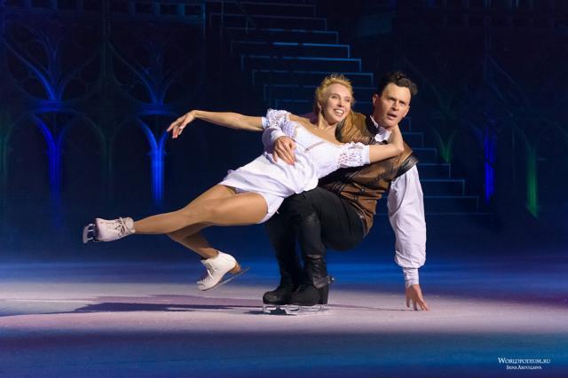 «Верона – это мы!» - потрясающий ледовый мюзикл Ильи Авербуха «Ромео и Джульетта» снова в Москве