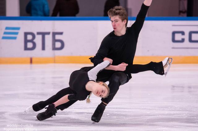 Молодые надежды Фигурного катания России!