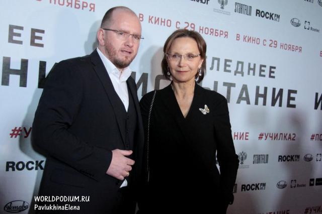 Ирина Купченко получила приз «За лучшую женскую роль» на Шукшинском кинофестивале