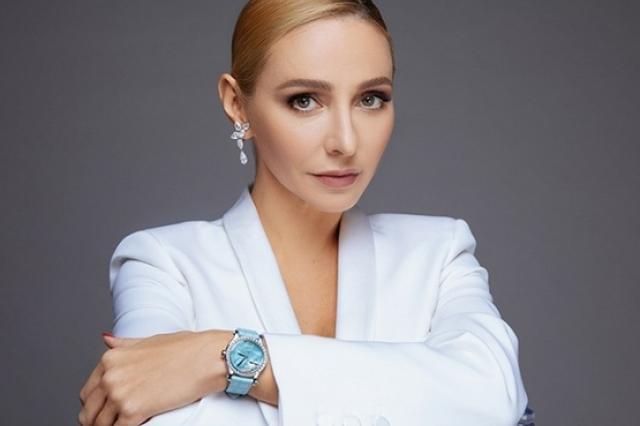 Специальная коллекция часов Chopard Happy Sport Tatiana Navka Edition