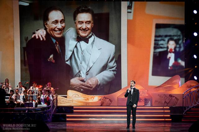 Концерт-посвящение Андрею Дементьеву в эфире Первого канала!