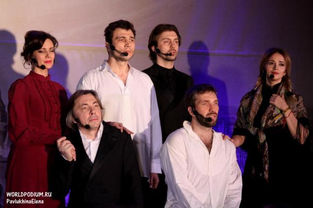 Презентация рок-оперы «КарамазоВы»