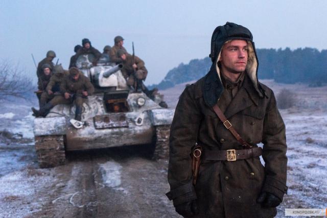 «Под палящим огнём» - «Т-34» выходит в прокат!