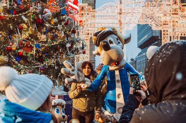 Чем заняться на фестивале «Путешествие в Рождество» в первую рабочую неделю-2019 года?