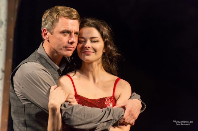 «Нельзя запереть ветер...» - Игорь Петренко и Марина Александрова в потрясающем спектакле «Триумфальная арка»