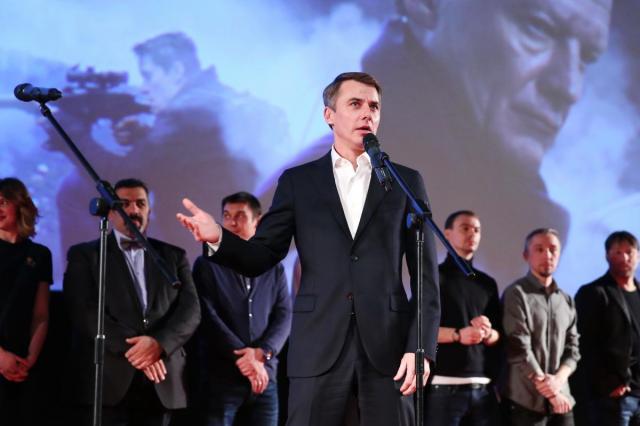 Игорь Петренко, Елена Север и другие создатели картины представили  фильм «ПИЛИГРИМ» на Московской премьере