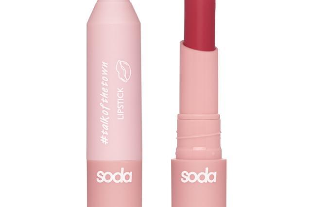 Помада Soda Lipstick - даже радуга тебе позавидует!