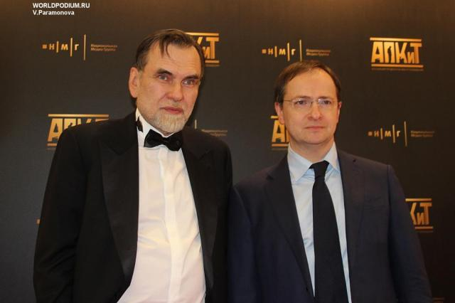 «Великолепная семёрка!» - в Москве в седьмой раз вручили Премию Ассоциации продюсеров кино и телевидения (АПКиТ)