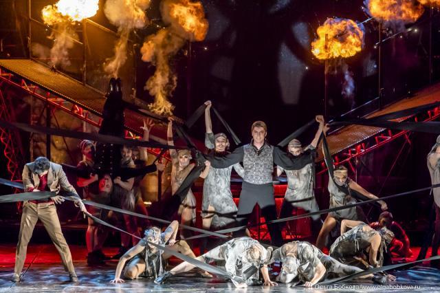«В лабиринтах неизведанных путей...» - Санкт-Петербургский мюзикл «Граф Монте-Кристо» представлен в Москве в рамках фестиваля «Золотая маска»