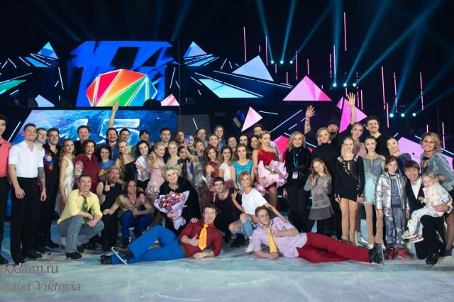 Шоу «Илья Авербух. 15 лет успеха», - волшебная «Ледовая симфония» отметила юбилей!