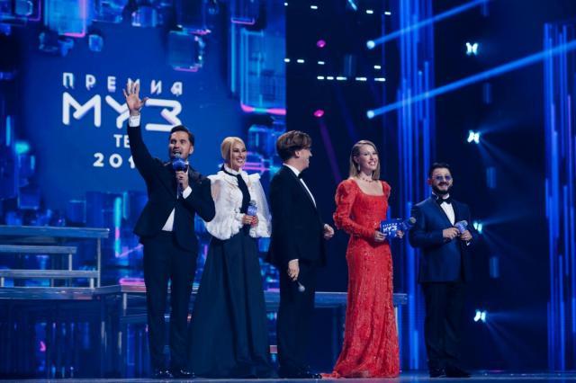 Премия «Муз-ТВ» прошла с космическим размахом 17-й год подряд