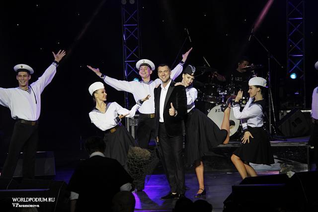 Весь цвет Российского шансона в видеозаписи юбилейного концерта Заслуженного артиста России и Украины Сергея Куприка!