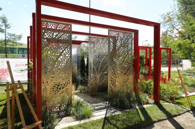 На фестивале «Сады и люди» посетителям представят отель для насекомых