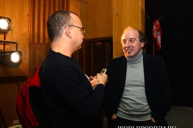 Иван Агапов удостоен Ордена Дружбы!