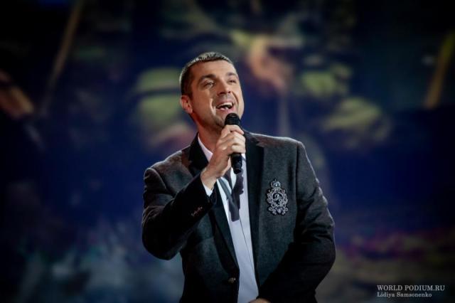 Сергей Куприк стал Академиком Российской Национальной Музыкальной Премия «Виктория»