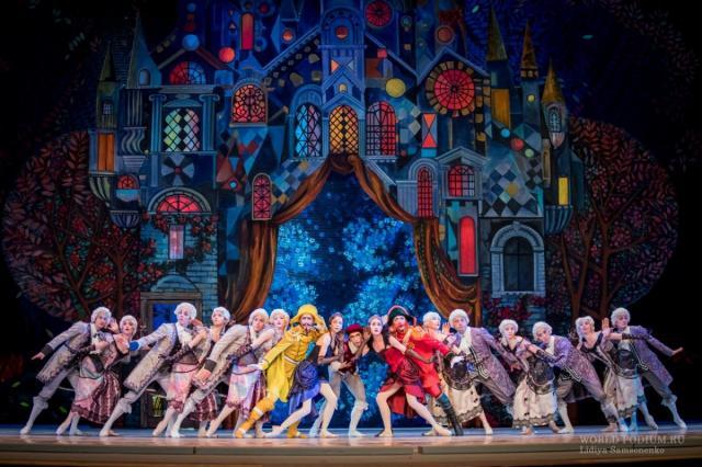 «Кремлёвский балет» отмечает юбилей!