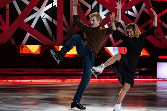 Четвёртый выпуск шоу «Ледниковый период»: «Шлягеры Советской эпохи!»