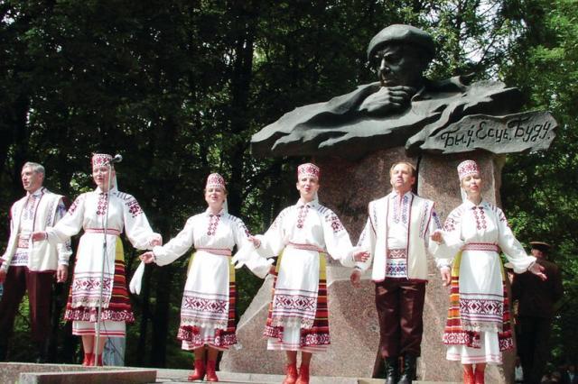 Международный фестиваль искусств «Славянский базар в Витебске»