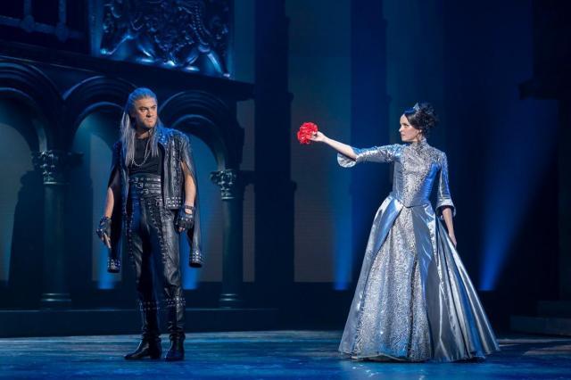 «В сердце не держи мелочных обид, и тогда любовь снова победит!»: мюзикл «Ромео VS Джульетта XX лет спустя»