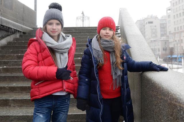 Полный комплект: международный бренд детской одежды Gulliver представляет тёплые образы для прогулки
