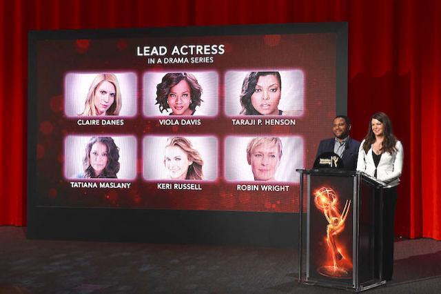 «Эмми» 2016: номинанты на главную телевизионную премию