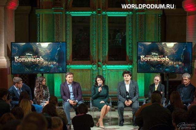 Канал Россия 1 в первый день Нового года покажет сказку «Последний богатырь»