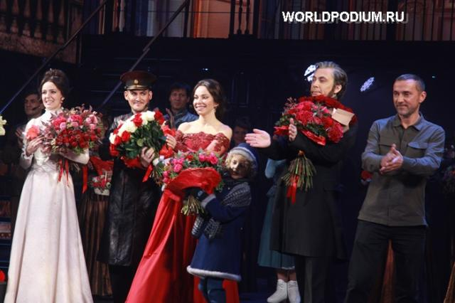 Премьера мюзикла «Анна Каренина»- вечная актуальность классики! Часть вторая