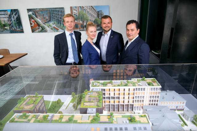 Insigma и BOSCO Casa объявили о начале совместного сотрудничества по проекту ORDYNKA