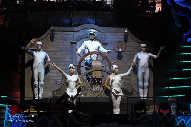 «Волшебный сон» в Цирке Никулина!
