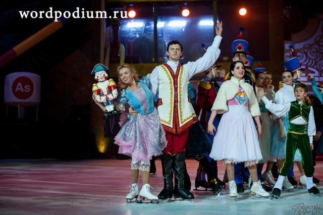 Шоу «Щелкунчик и мышиный король» - чудесное Марципановое королевство Ильи Авербуха!